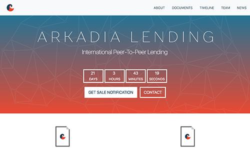 Arkadia Lending